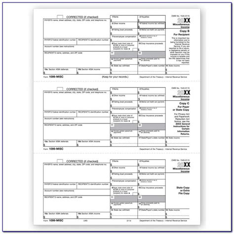 1099 irs form instructions universal network