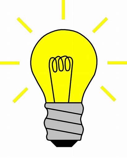Bulb Clip Clipart Clker Cliparts