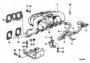 Original Parts For E21 323i M20 Sedan    Engine   Intake