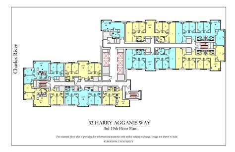 33 Harry Agganis Way Floor Plan » Housing