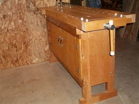 sjobergs woodworking bench workbenches finally 1 workbench 1 the sjobergs