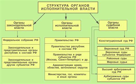 принципы организации и функционирования государственной службы российской федерации