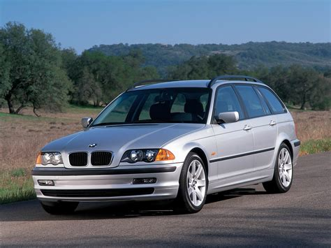 2000 Bmw 3 Series Touring (e46)  Pictures, Information