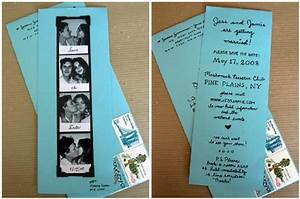 wedding invitations bird and banner part 2 With photo booth wedding invitations uk