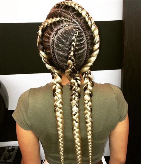 ghana braids styles  trendy protective