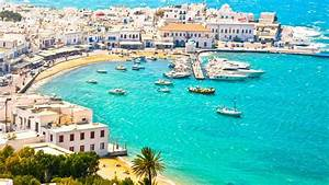 Superyacht Owners39 Guide 5 Of The Best Greek Islands