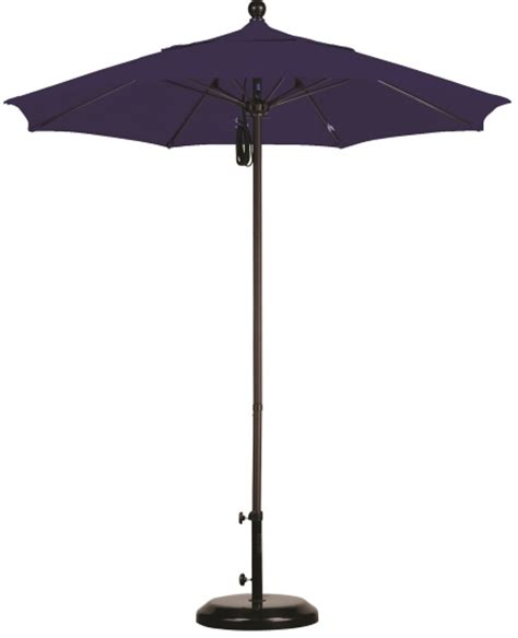 7 5 aluminum olefin patio umbrella