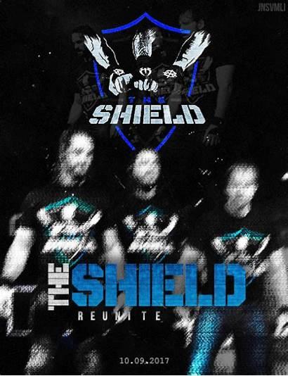 Shield Wwe Reunion Rollins Seth Reunite Wrestling