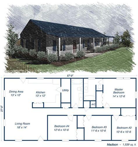 metalbuildinghouseplans metal building homes floor
