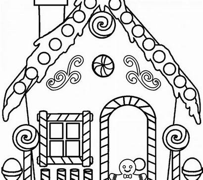 Olds Coloring Pages Gingerbread Printable Getcolorings Colorings