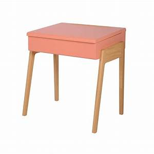 Bureau Enfant QuotMy Little Pupitrequot Vieux Rose Jungle By