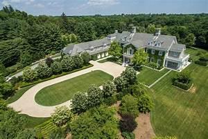 29 Million Dollar Classic Connecticut Mansion House Tour