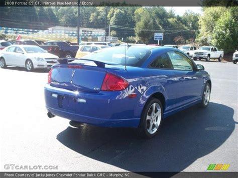 2008 Pontiac G5 Gt by 2008 Pontiac G5 Gt In Nitrous Blue Metallic Photo No