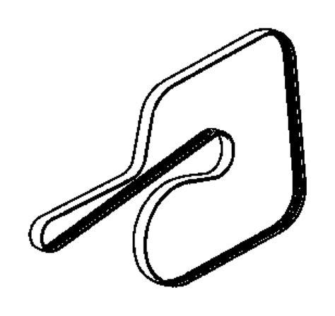 Dodge Wiring Charger Serpentine Belt Diagram