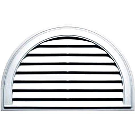 decorative gable vents australia buy the builders edge 120023422001 gable vent half