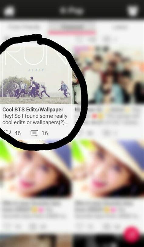 cool bts editswallpaper  pop amino