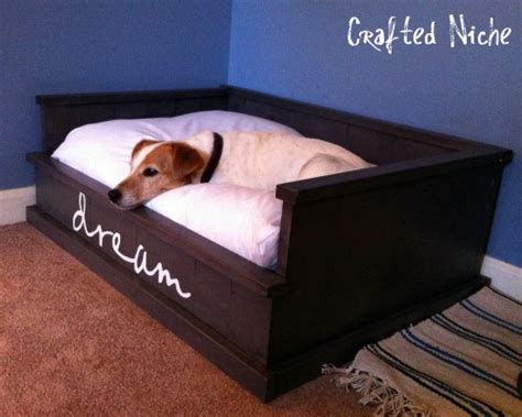 dog bed stairs plans  woodworking