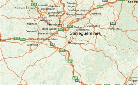 guide urbain de sarreguemines