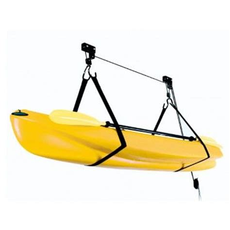 Best Kayak Ceiling Hoist by Pulley Kayaks And Hooks On