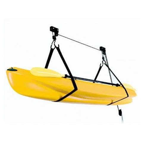 best kayak ceiling hoist pulley kayaks and hooks on