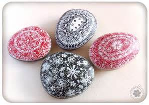 Galets Peints Noel by Cocolico Creations Galets Peints