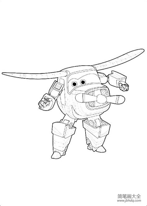 Super Wings Coloring Pages From Sprout Coloring Pages