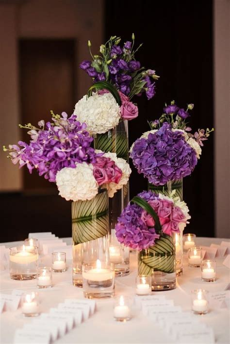 purple wedding ideas  sophistication purple wedding