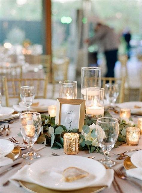 20 Greenery Wedding Centerpieces You ll Love Wedding