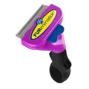 furminator large cat hair deshedding tool