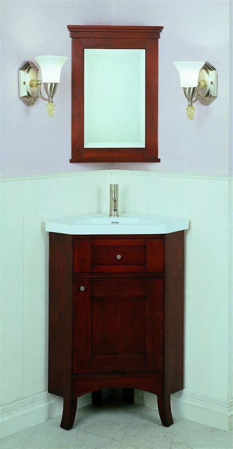 Corner Vanity Bathroom by 1000 Ideas About Corner Vanity On Corner