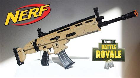 nerf fortnite battle royale guns announced official