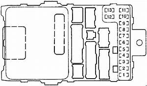 2000 Honda Accord Ignition Switch Wiring Diagram - Database