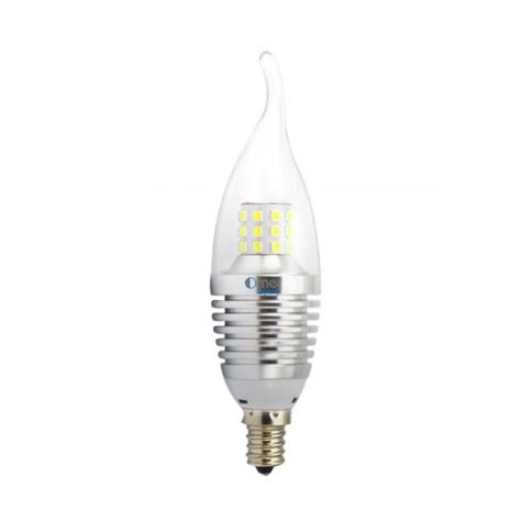 6 pack led candelabra bulb 4000k natutral daylight color
