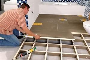 Do It Bauplatten : podest im bad zum selberbauen mein eigenheim ~ A.2002-acura-tl-radio.info Haus und Dekorationen