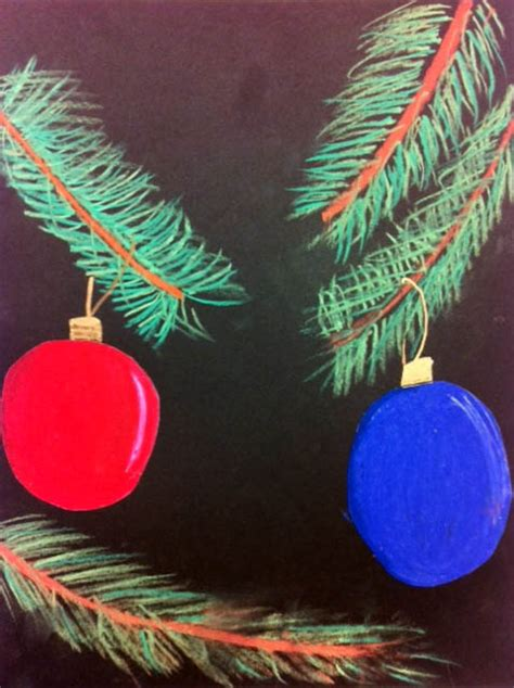 artisan des arts shaded christmas balls grade
