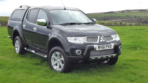 Mitsubishi L200 Barbarian 2011 - YouTube