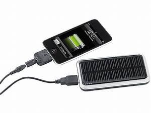 Powerbank Für Handy : revolt solar powerbank f r iphone handy usb ger te ~ Jslefanu.com Haus und Dekorationen