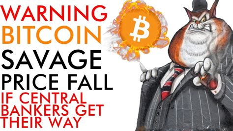 Express.co.uk has spoken to a crypto expert to find out. WARNING! Bitcoin Savage Price Fall If Central Banks Get ...