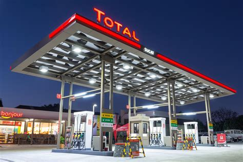 Total To Open 200 Natural Gas Stations In Europe