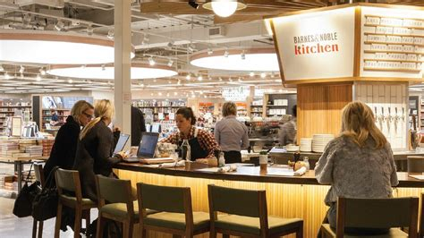 Cafes In Barnes by The Barnes Noble Kitchen At The Galleria Redefines The