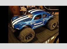 Traxxas Slash 4x4 VW Baja Bug ProLine Body YouTube