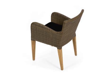 Savoy Woven Rattan Armchair