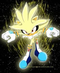 Sonic X- Super Silver by ILoveKnucklesShadow on DeviantArt