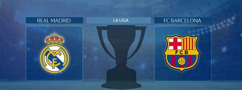 Real Madrid 2-1 FC Barcelona: resultado, resumen y goles