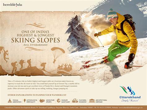 Print Ad Design Work Portfolio Delhi, India