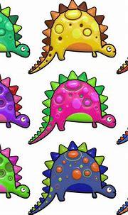 3d Plastic Dinosaurs Free Stock Photo - Public Domain Pictures