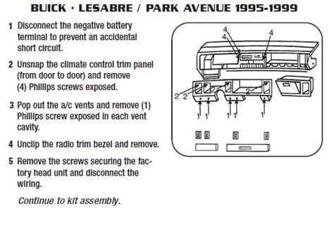 1995 Buick Park Avenue Wiring Diagram by 1995 Buick Park Avenueinstallation