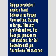 The Stylistics  You Make Me Feel Brand New  Song Lyrics Music Lyrics, Song Quotes, Music
