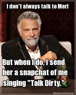 Talk Dirty To Me Meme - talk dirty meme 28 images 25 best memes about talk dirty to me talk dirty to me memes