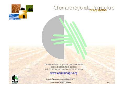 Chambre D Agriculture Gironde by Chambre R 233 Gionale D Agriculture D Aquitaine Et De La